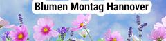 Blumen Montag Hannover